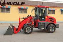ZL15 alibaba hot sale garden loader snow removal machine with low price ZL15