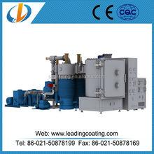 China resistance evaporation vacuum plating equipment, resistance evaporation vacuum plating plant, aluminum evaporation coating