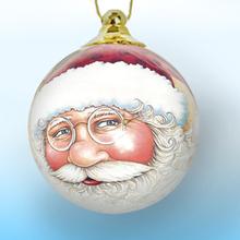 New design decorative plastic christmas ball