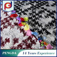 New products supplier Latest desgin Super Chemical polyester/nylon mesh fabric