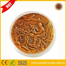 Online Shopping 40*3mm American Military Soldier Souvenir Coin, Antique Coin For Collection