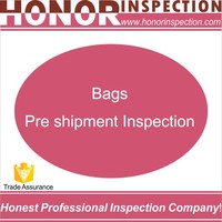 Honor Professional Bags Shoes pre inspection certificate