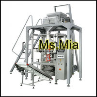 Best Quality!!!Sachet Packaging Machine for honey, sauce, shampoo OMRON PLC, OMRON touch screen control