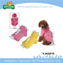 Promotional best quality hot sales fashion dog clothes for sale