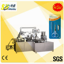 blister card package blister packaging machine