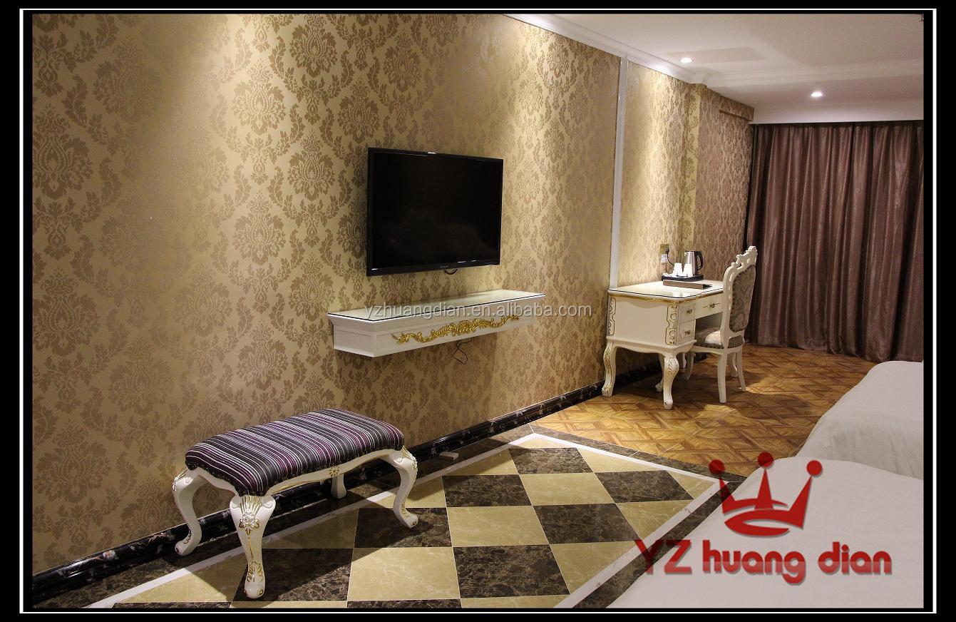 Europe style classique hôtel chambre d'hôtel de luxe mobilier de l ...