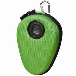 Mini eva hooking wireless bluetooth speaker bag