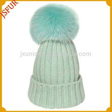 personalizado gorras de la marca para la venta del fabricante de china de punto las mujeres sombrero del invierno
