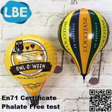 custom printed mylar balloons hot air ballon