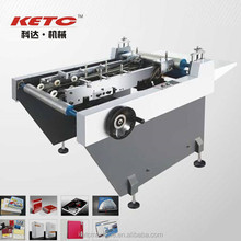 Two Edges File Binding Machine (KT-650B)