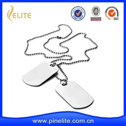 dog tag blank , dog tags for people , decorative dog tags
