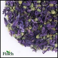 2015 New Purple Flower Tea Dried Violet Flowering Herbal Tea