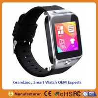 new mtk 6260 heart rate monitor bluetooth sim smart watch mobile phone