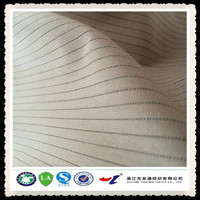Hot Sale anti-static Plain Dyed TR Fabric for Garment