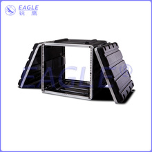 good quality abs shockproof flight case for lighting