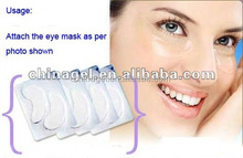 collagen crystal eye mask beauty product