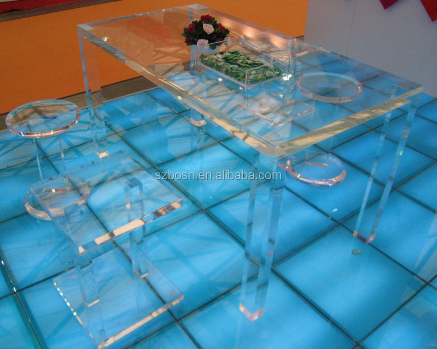 Acrylic Furniture For Home Decor Wholesale Acrylic Table Lucite Furniture Buy Acrylic
