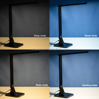 CAMPUS VISION Factory direct sales table lamps study reading office 60mins timer led desk lamp