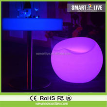 color changeable led pearl and diamonds party decorations