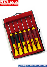 Made in Taiwan JYH TOOLS 6pcs small hand tool precision screwdriver set