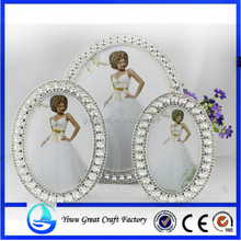 2015 new custom beautiful photo picture frames designs wholesale for family