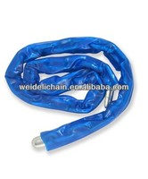 pvc insulated chain link