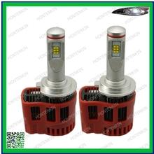 New advanced tech 4500LM H7 45W canbus Light Headlight Bulb for Porche mini cooper