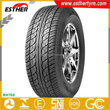 Top level promotional passenger car tyre tire with new brand