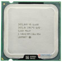 second hand processor intel Q6600 USED CHEAP PRICE Q6600 processor intel