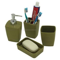 Hot design household bath accessory set