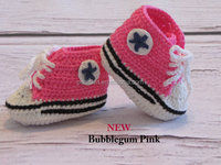 CROCHET PATTERN Baby booties hot pink beauty clothing Baby Girl Gift Baby Crochet Shoes