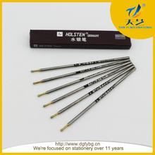 bạc da đánh dấu bút nạp tiền sử dụng cho da kim loại con lăn bút nạp tiền