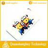 Good deal good quality factory despicable me minions charactor back cover case for iphone 4 4G case
