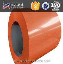 Chinese Good Quality Color Coated Sheet Production