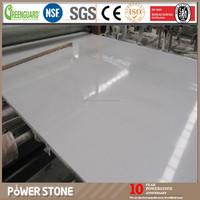 Excellent Quality Super White Artificial Marble