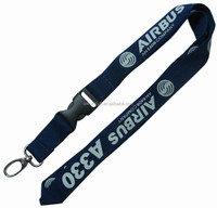 Airbus Industrie A330 Lanyard NEW Design Employee ID with metal clip NEW