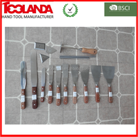 Professional scale Stripping Knife with rose wood handle