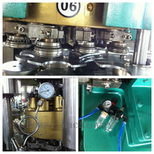 Manufacturer Automatic Zip-top Can Sealing, Easy Open Can Cap Sealing Machine