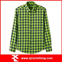 Mens Heavy Cotton Plaid Flannel Shirt Mens Casual Shirt