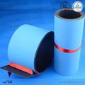 De alta qualidade anti estática de poupança de energia correia tangencial azul / preto ventilador correia tangencial