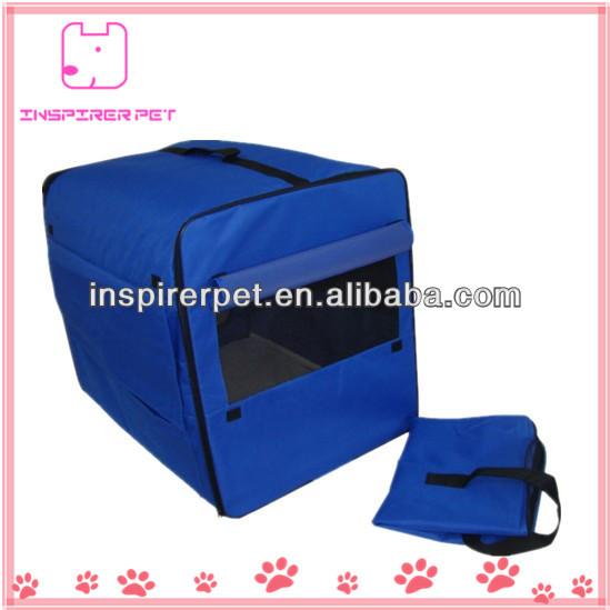 Folding Dog Tent Portable Pet Fabric Dog House