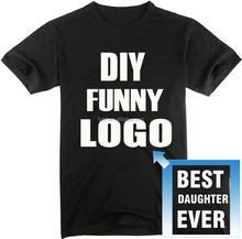 100% cotton o-neck 2014 custom diy t shirt for men
