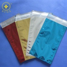 Bulk metallized envelopes, chirstmas packing bag with lowest price