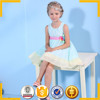 beautiful baby girl cotton dresses pictures for children gown, simple model dresses for girls