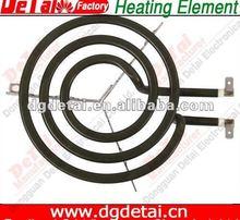 de alta calidad de la resistencia de calor de la estufa eléctrica