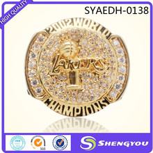 2002 Kobe Bryant Lakers World Basketball Championship Rings Reliable Jewelry Supplies