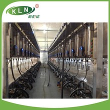 KLN 9JTD high level electronic milk parlor system