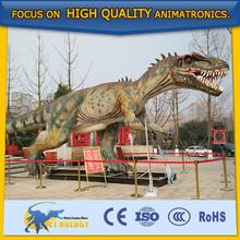 Cetnology handicraft indoor / outdoor Zigong factory price dinosaur