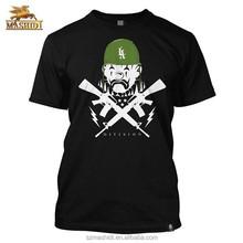custom design polyester tshirts printed joker brand t shirts wholesale
