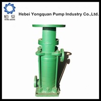 high pressure high head hot water centrifugal circulation multisage pumps
